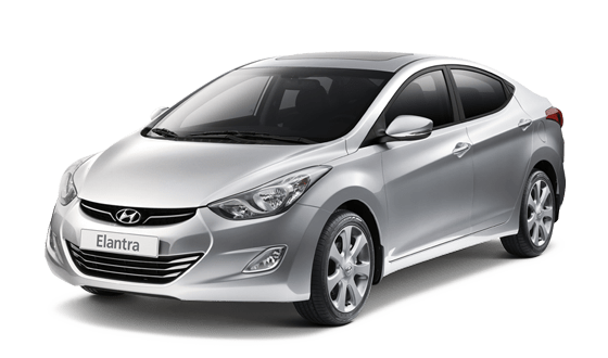 Hyundai Elantra Sedan Myaree Car Hire