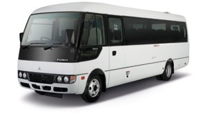 Fuso Rosa bus 25 seater